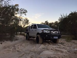 Hilux with extras Currambine Joondalup Area Preview