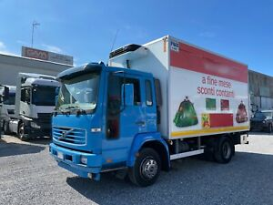 Volvo FL6.180 ISO-Therm-Koffer mit Carrier 0°