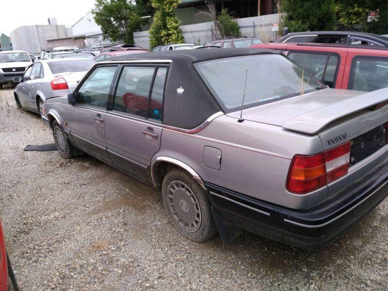 SOLD] [GUMTREE] 1993 Volvo 940 GL 'Bertone' - RADAR - Oz Volvo ...