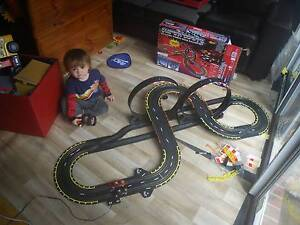 SUPER LOOPS ELECTRIC RACING CAR SET SLOT CAR RACE TRACK SET Malvern East Stonnington Area Preview