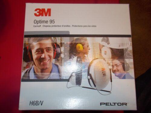 3M Peltor Optime 95 Ear Muffs Hearing Protection Earmuff