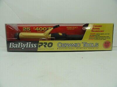 """Babyliss Pro Ceramic Tools 1 1/4"""" Spring Curling Iron #CT125S comprar usado  Enviando para Brazil"""