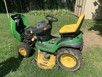 John Deere Tractor 48 Inch Cut 23 Hp Kohler 1200hrs Fairfeild Oh