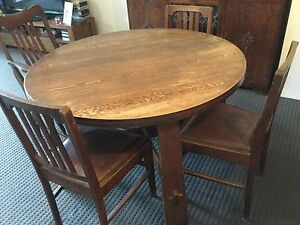 round dining table in St Lucia 4067 QLDDining TablesGumtree