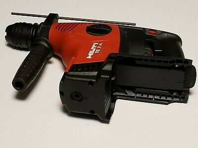 Brand New Hilti Te 7-a 36v Cordless Rotary Hammer Drilltool Only With Case