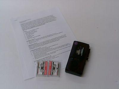 P3 International P5045 (3 Hours) Handheld Cassette Voice Recorder
