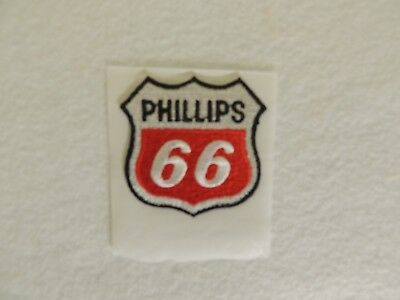 Phillips 66 new iron on patch Heritage Phillips shield