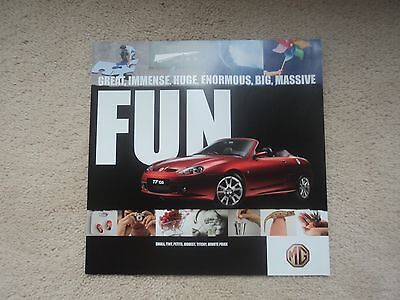 MG TF 135 Brochure - 2009