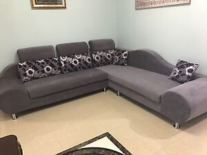 Sofa L shape with Cushions and pillows Brand New East Cannington Canning Area Preview