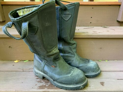 Sympatex Firefighter Boots - Size 7 M - Firefighter Turnout Gear - USED