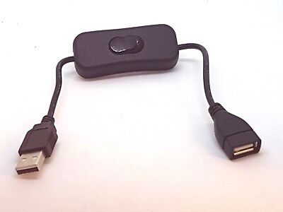 Männlichen Teil ( USB männlich weiblich Netzteil Ladekabel Kabel  Schalter Arduino Raspberry Pi )