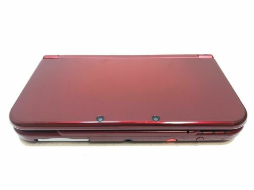 Nintendo New 3DS XL Black REDSVAAA