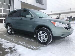 2010 Honda CR-V EX W/ Alloy Rims, Sunroof, 5 Passenger