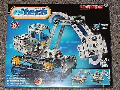 Construction Vehicles Eitech C11 Metal Construction Building Toy Steel Model Kit for sale  Shipping to India