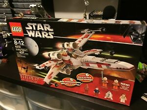 Lego Star Wars X-wing Fighter set 6212 BNIB