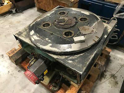 Makino A77 Rotary Table 1 Degree Indexing Very Low Hours