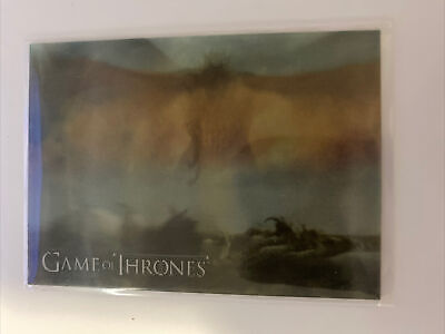 2019 RITTENHOUSE GAME OF THRONES INFLEXIONS Lenticular Motion Card L6