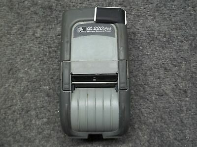 Used, Zebra Technologies QL220 Plus Monochrome Thermal Wireless Network Printer for sale  Rochester