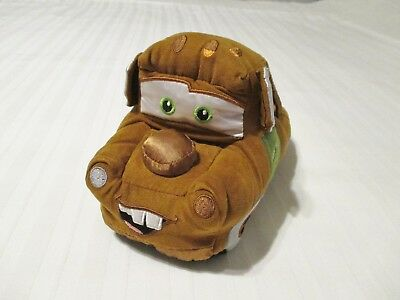 "8 1/2"" Disney Store Cars Tow Mater Wrecker Plush Stuffed Toy VGC (Tow Mater)"