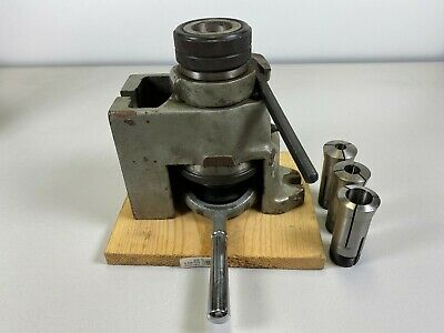 Horizontal Vertical Standard Collet Indexer 5c With 3 Collets