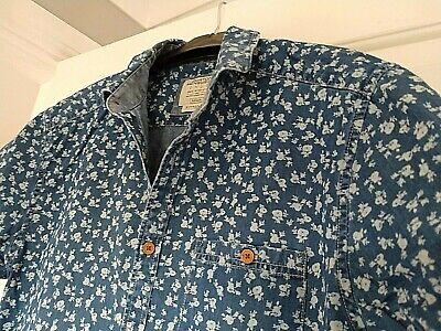 Men's Burton Fitted Shirt, Size Medium