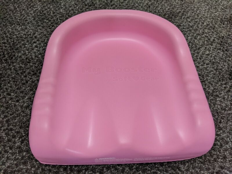 Soft Foam Portable Booster Chair My Booster Soft Gear Baby Toddler Feeding Chair