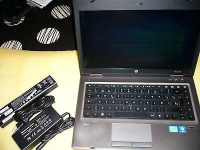 Ordenador Portatil HP Probook 6460b Windows 10 bateria buena