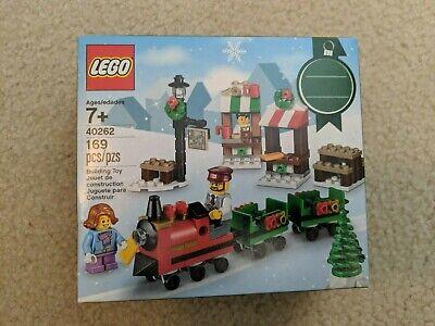 LEGO® Seasonal 40262 Christmas Train Ride (169 pieces) Sealed