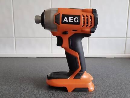 AEG 18V Impact Driver Drill - Skin Only