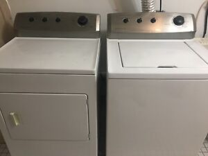 Frigidaire Gallery Series Washer and Dryer 400$ OBO