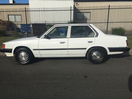 1984 Toyota Corona Sedan Clontarf Redcliffe Area Preview
