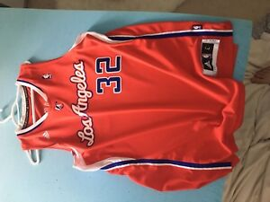 Blake Griffin Clippers Jersey Adult L sewn Mint nba