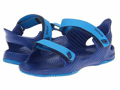 Teva Boys Blue Barracuda  Sandals Little Boys Size 13 -- Now on Sale!