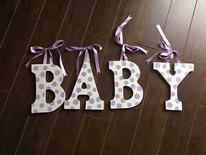 Decorative BABY Wall Hanging