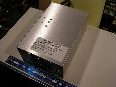 Laser Lumina Ccpf-500-.7p 700v Capacitor Charging Power Supply New Free Ship