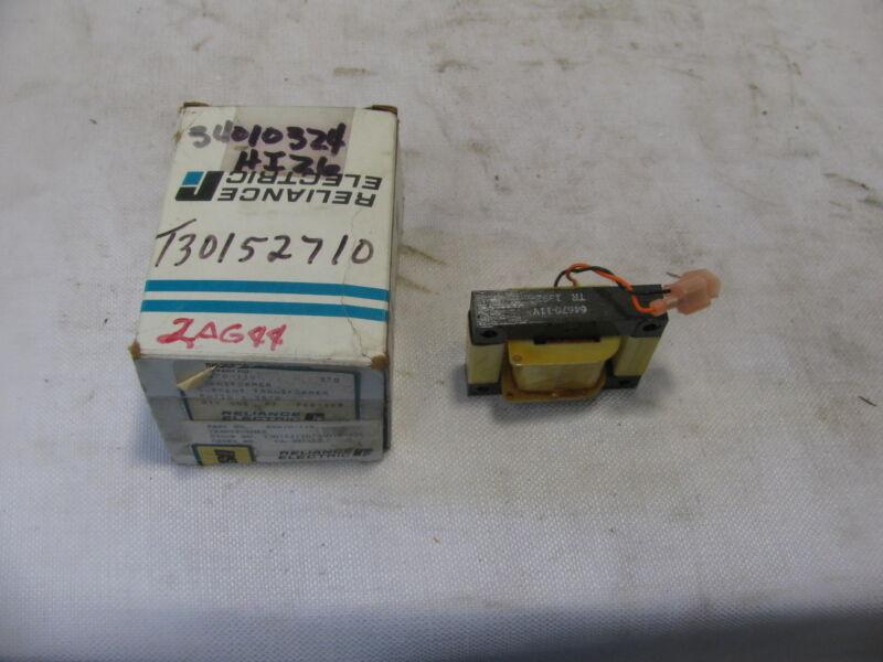 RELIANCE ELECTRIC 64670-11V CURRENT TRANSFORMER