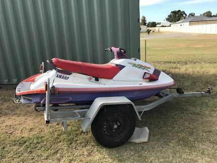 Yamaha Waveraider 701