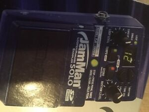Jamman digitech looper