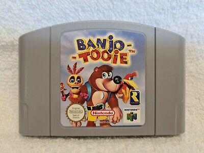 Nintendo 64 Banjo Tooie - VGC - PAL - N64
