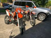 2 x KTM 300 EXC BIKES FOR SALE - AMAZING DEAL Belrose Warringah Area Preview