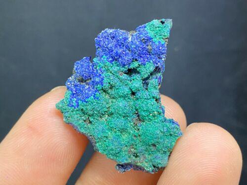Azurite Malachite Crystal Botryoidal | La Sal Utah
