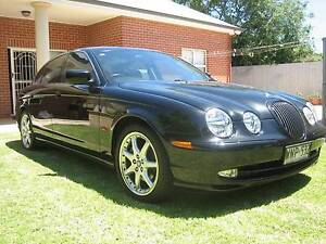 2001 Jaguar S Type Sedan Medindie Walkerville Area Preview