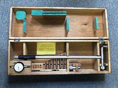 Teclock Dial Bore Gage 6-10 Range .0005 Indicator