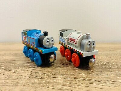 Sodor Day Stanley & Thomas Set the Tank & Friends Wooden Railway Trains
