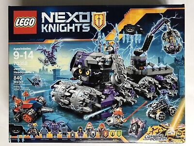 LEGO 70352 Nexo Knights Jestro's Headquarters - New Sealed