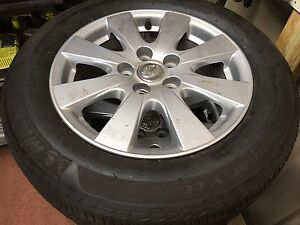 4 X 16 inch in almost new condition Toyota Aurion Prodigy rims Roxburgh Park Hume Area Preview