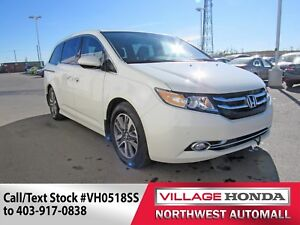 2017 Honda Odyssey Touring | DEMO SALE ON NOW! |