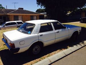 1981 Ford Cortina Wagon Bayswater Bayswater Area Preview