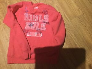 Girls lg sweat shirt