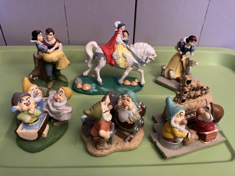 Disney Snow White PVC Lot